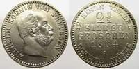 2 1/2 Silbergroschen 1864  A Brandenburg-Preußen Wilhelm I. 1861-1888. ... 3004 руб 40,00 EUR  +  751 руб shipping
