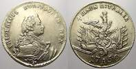 1/4 Taler 1750  A Brandenburg-Preußen Friedrich II. 1740-1786. Attrakti... 14312 руб 195,00 EUR  +  734 руб shipping