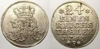 1/24 Taler 1753  F Brandenburg-Preußen Friedrich II. 1740-1786. Min. Sc... 2202 руб 30,00 EUR  +  734 руб shipping