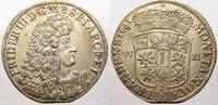 2/3 Taler 1691  WH Brandenburg-Preußen Friedrich III. 1688-1701. Kl. Za... 16513 руб 225,00 EUR  +  734 руб shipping