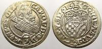 3 Kreuzer 1616 Schlesien-Münsterberg-Öls Karl II. 1587-1617. Sehr schön... 3231 руб 45,00 EUR  +  718 руб shipping