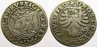 Groschen 1530 Preußen (Westpreußen) Sigismund I. 1506-1548. Sehr schön  3591 руб 50,00 EUR  +  718 руб shipping