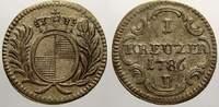 Kreuzer 1786  B Brandenburg-Ansbach Christian Friedrich Karl Alexander ... 1293 руб 18,00 EUR  +  718 руб shipping