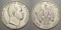Taler 1867  A Brandenburg-Preußen Wilhelm I. 1861-1888. Fast stempelgla... 10053 руб 140,00 EUR  +  718 руб shipping