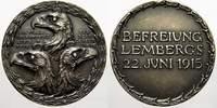 Silbermedaille 1915 Erster Weltkrieg Milit...