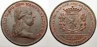Bronzemedaille 1791 Haus Habsburg Leopold II. 1790-1792. Vorzüglich+  6897 руб 95,00 EUR  +  726 руб shipping