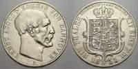 Ausbeutetaler 1851  B Braunschweig-Calenberg-Hannover Ernst August 1837... 9694 руб 135,00 EUR  +  718 руб shipping