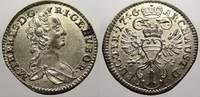 Kreuzer 1746 Haus Habsburg Maria Theresia 1740-1780. Fast stempelglanz  10891 руб 150,00 EUR  +  726 руб shipping
