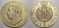 Taler 1841  A Sachsen-Weimar-Eisenach Carl Friedrich 1828-1853. Sehr sc... 10053 руб 140,00 EUR  +  718 руб shipping