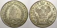20 Kreuzer 1764  W Haus Habsburg Franz I. 1745-1765. Vorzüglich mit Prä... 5445 руб 75,00 EUR  +  726 руб shipping