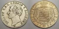 Taler 1854  F Sachsen-Albertinische Linie Friedrich August II. 1836-185... 7899 руб 110,00 EUR  +  718 руб shipping