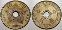 10 Centimes 1888 Kongo-Belgisch Kongo Leopold II, 1885-1909. Schöne Pat... 1436 руб 20,00 EUR  +  718 руб shipping