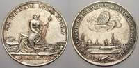 Silbermedaille 1785 Niederlande  Sehr schön-vorzüglich  6104 руб 85,00 EUR  +  718 руб shipping