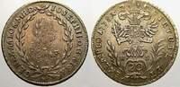 20 Kreuzer 1778  E Haus Habsburg Josef II. als Mitregent 1765-1780. Seh... 3630 руб 50,00 EUR  +  726 руб shipping
