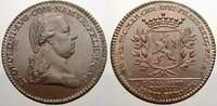 Bronzemedaille 1791 Haus Habsburg Leopold II. 1790-1792. Vorzüglich-ste... 7987 руб 110,00 EUR  +  726 руб shipping
