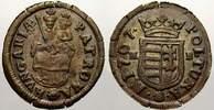 Cu Poltura 1707  K Haus Habsburg Ungarische Malkontenten 1703-1707. Seh... 8713 руб 120,00 EUR  +  726 руб shipping