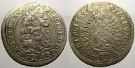 15 Kreuzer 1686  KB Haus Habsburg Leopold I. 1658-1705. Sehr schön  3993 руб 55,00 EUR  +  726 руб shipping