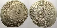 6 Kreuzer 1679 Haus Habsburg Leopold I. 1658-1705. Attraktives sehr sch... 4356 руб 60,00 EUR  +  726 руб shipping