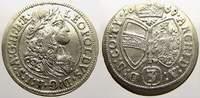 3 Kreuzer 1669 Haus Habsburg Leopold I. 1658-1705. Sehr schön+  1597 руб 22,00 EUR  +  726 руб shipping