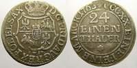 1/24 Taler (Groschen) 1763  FW Sachsen-Albertinische Linie Friedrich Au... 1815 руб 25,00 EUR  +  726 руб shipping