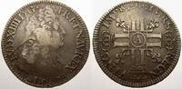 Ecu aux 8 L , 1er type 1690  A Frankreich Ludwig XIV. 1643-1715. Sehr s... 14158 руб 195,00 EUR  +  726 руб shipping