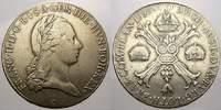 Kronentaler 1797  C Haus Habsburg Franz II. (I.) 1792-1835. Sehr schön  3630 руб 50,00 EUR  +  726 руб shipping