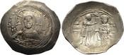 Aspron Trachy 1081/1082, BYZANZ Alexios I....