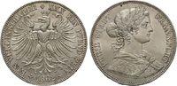 Vereinstaler 1862. diverse  Fast Stempelglanz  240,00 EUR  zzgl. 4,50 EUR Versand