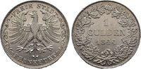 Gulden 1844. diverse  Stempelglanz  /  Vorzüglich  180,00 EUR  zzgl. 4,50 EUR Versand