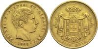 Portugal 5000 Reis Pedro V.
