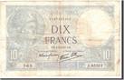10 Francs 1942 Frankreich KM:84, 1942-03-0...