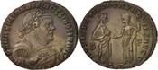 Follis 306 Kyzikos  Maximianus, Kyzikos, U...