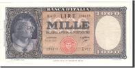 1000 Lire 1961 Italien  EF(40-45)