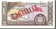 10 Tala 1967 Westsamoa  UNC(65-70)  120,00 EUR  zzgl. 10,00 EUR Versand