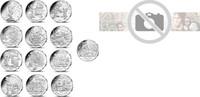 Set 2015 Not Applicable Frankreich Monnaie de Paris MS(65-70)  250,00 EUR