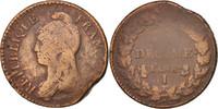 Decime 1799 I Frankreich Dupré VG(8-10)  15,00 EUR
