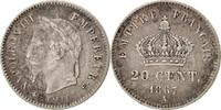 20 Centimes 1867 A Frankreich Napoléon III Napoleon III EF(40-45)  12,00 EUR