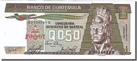 Guatemala 1/2 Quetzal