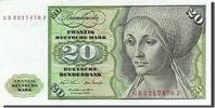 20 Deutsche Mark 1970-1980 Bundesrepublik Deutschland  AU(55-58)  100,00 EUR  zzgl. 10,00 EUR Versand