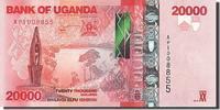 20,000 Shillings 2013 Uganda 2013, UNZ UNZ  35,00 EUR  zzgl. 10,00 EUR Versand