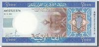 2000 Ouguiya 2011 Mauretanien 2011-11-28, UNZ UNZ  41,00 EUR  zzgl. 10,00 EUR Versand