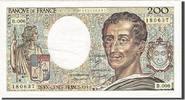 200 Francs 1981 Frankreich KM:155a, S+, Fayette:70.1 S+  13,00 EUR  zzgl. 10,00 EUR Versand
