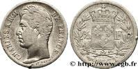 1/2 franc Charles X 1827  CHARLES X 1827 (17,99mm, 2,36g, 6h ) S  320,00 EUR