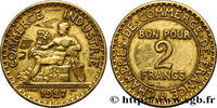 2 francs Chambres de Commerce 1927  III REPUBLIC 1927 (27mm, 8g, 6h ) S  250,00 EUR