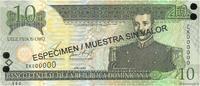 10 Pesos Oro 2002 RÉPUBLIQUE DOMINICAINE RÉPUBLIQUE DOMINICAINE 10 Peso... 15,00 EUR  zzgl. 10,00 EUR Versand