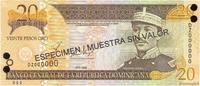 20 Pesos Oro 2002 RÉPUBLIQUE DOMINICAINE RÉPUBLIQUE DOMINICAINE 20 Peso... 15,00 EUR  zzgl. 10,00 EUR Versand