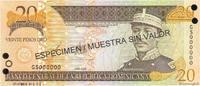 20 Pesos Oro 2003 RÉPUBLIQUE DOMINICAINE RÉPUBLIQUE DOMINICAINE 20 Peso... 15,00 EUR  zzgl. 10,00 EUR Versand