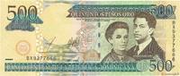 500 Pesos Oro 2003 RÉPUBLIQUE DOMINICAINE RÉPUBLIQUE DOMINICAINE 500 Pe... 25,00 EUR  zzgl. 10,00 EUR Versand