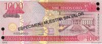 1000 Pesos Oro 2003 RÉPUBLIQUE DOMINICAINE RÉPUBLIQUE DOMINICAINE 1000 ... 25,00 EUR  zzgl. 10,00 EUR Versand