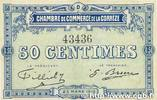 50 Centimes 1915 FRANCE regionalism and various FRANCE regionalism and ... 12,00 EUR  zzgl. 10,00 EUR Versand
